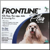 Frontline Plus for Dogs (23-44lbs)