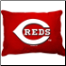 Cincinnati Reds Dog Pillow