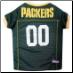 Green Bay Packers- Yellow Trim