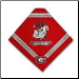 Georgia Bulldogs Bandana - Red