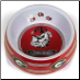 Georgia Bulldogs Dog Bowl