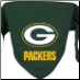 Green Bay Packers Bandana