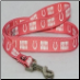 Indianapolis Colts Pink Dog Leash
