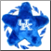 Kentucky Wildcats Rope Disk Toy