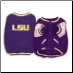 LSU Tigers Dog Jacket