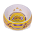 Los Angeles Lakers Dog Bowl