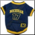 Michigan Wolverines Mesh Jersey