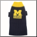 Michigan Wolverines Dog Sweater