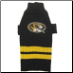 Missouri Tigers Dog Sweater