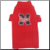 Nebraska Huskers Dog Sweater