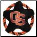 Oregon State Rope Disk Toy