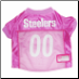 Pittsburgh Steelers Pink Jersey