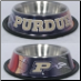 Purdue University Dog Bowl-Stainless Steel
