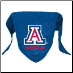 University of Arizona Mesh Bandana