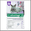 Advantage II for Cats (Over 9lbs)