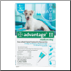 Advantage II for Dogs (11 to 20lbs)
