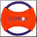 Clemson Tigers Rope Disk Toy