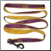 LSU Tigers Dog Leash- Alternate