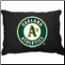 Oakland Athletics Dog Pillow
