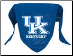 Kentucky Wildcats Mesh Bandana