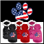 Patriotic Paw Coat