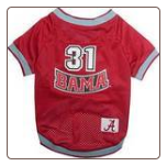 Alabama Crimson Tide Mesh Jersey