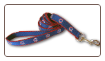 Chicago Cubs Reflective Leash