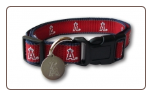 Los Angeles Angels Reflective Collar