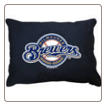 Milwaukee Brewers Pet Pillow
