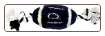 Penn State Plush Football Toy