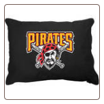 Pittsburgh Pirates Pet Pillow