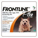Frontline Plus for Dogs (11-22lbs)