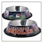 Baltimore Orioles Steel Bowl