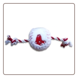 Boston Red Sox Dog Toy