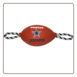 Dallas Cowboys Pebble Grain Football