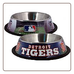 Detroit Tigers Steel Bowl
