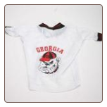 Georgia Bulldogs Jersey- White