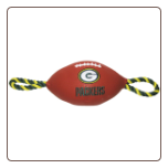Green Bay Packers Pebble Grain Football