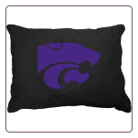 Kansas State Dog Pillow