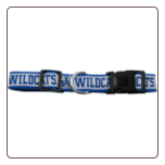 Kentucky Wildcats Dog Collar- Alternate