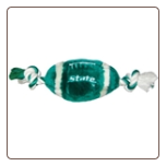 Michigan State Plush Football Toy