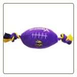 Minnesota Vikings Plush Football