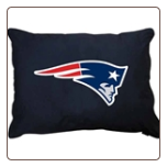 New England Patriots Dog Pillow