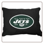New York Jets Dog Pillow