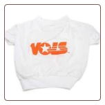 Tennessee Volunteers Shirt - White